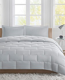 Avery Reversible 3-Pc. King Comforter Set