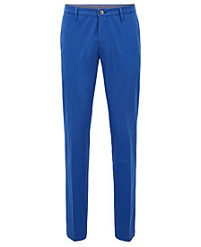 BOSS Men's Slim-Fit Stretch Chino Pants