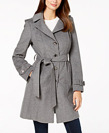 MICHAEL Michael Kors Walker Coat
