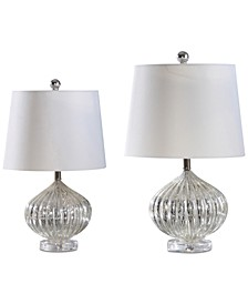 Set of 2 Vineland Table Lamps