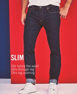 tommy hilfiger original stretch slim fit