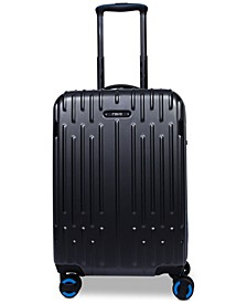 """Rain 20"""" Hardside Expandable Carry-On Spinner Suitcase, Created for Macy's"""