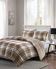 Madison Park Essentials Parkston Reversible 2-Pc. Twin/Twin XL Comforter Set