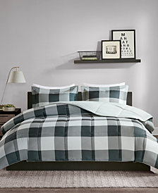 Madison Park Essentials Barrett Reversible 3-Pc. Comforter Sets