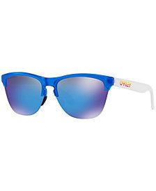 Oakley Sunglasses, Frogskins Li OO9374 63