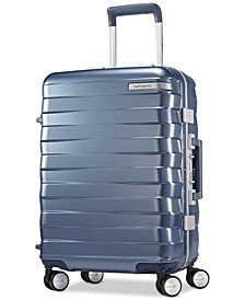 """FrameLock 20"""" Carry-On Spinner Suitcase"""