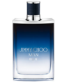 Jimmy Choo Man Blue Fragrance Collection
