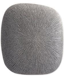 Zuo Square Granite Light Gray Medium Plaque