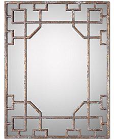 Uttermost Genji Antique Mirror