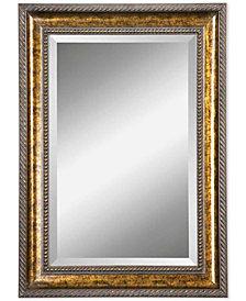 Uttermost Sinatra Large Bronze Mirror