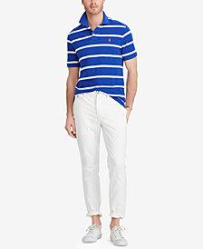 Polo Ralph Lauren Men's Classic Fit Striped Cotton Polo