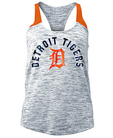 5th & Ocean Women's Detroit Tigers Space Dye Tank