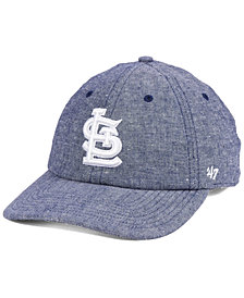 '47 Brand St. Louis Cardinals Emery CLEAN UP Cap