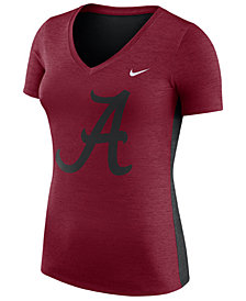Nike Women's Alabama Crimson Tide Dri-Fit Touch T-Shirt