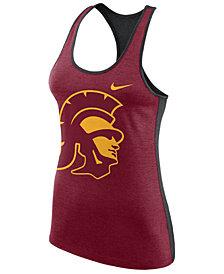 Nike Women's USC Trojans Dri-Fit Touch Tank