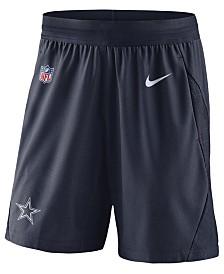 1cf6b2aa133c8d Nike Men s Dallas Cowboys Fly Knit Shorts