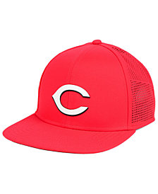 Under Armour Cincinnati Reds Supervent Cap