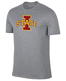 New Agenda Men's Iowa State Cyclones Big Logo T-Shirt