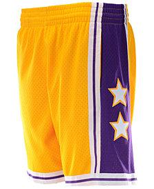 Mitchell & Ness Men's NBA All Star 1972 Swingman Shorts
