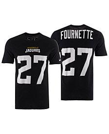 Nike Men's Leonard Fournette Jacksonville Jaguars Player Pride Name and Number T-Shirt