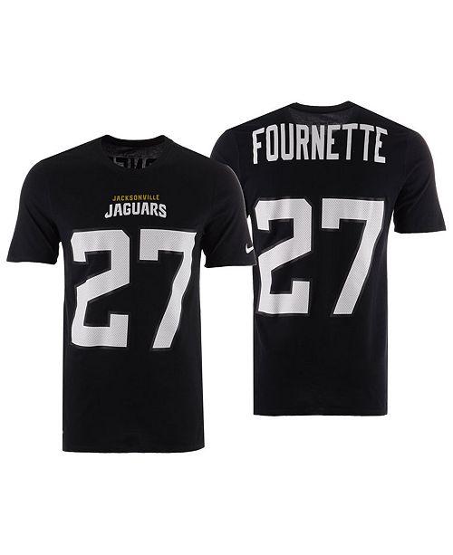 d82677148a9 Nike Men s Leonard Fournette Jacksonville Jaguars Player Pride Name ...