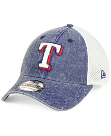 New Era Texas Rangers Hooge Neo 39THIRTY Cap