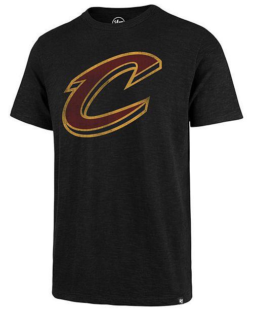 '47 Brand Men's Cleveland Cavaliers Grit Scrum T-Shirt