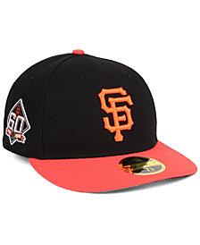 New Era San Francisco Giants Authentic Collection 60th Anniversary Low Profile 59FIFTY Cap