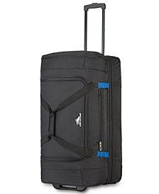 High Sierra 28 Wheeled Drop Bottom Duffel Bag
