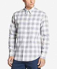 DKNY Jeans Men's Buffalo Plaid Shirt
