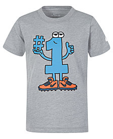 Nike Little Boys Graphic-Print Cotton T-Shirt