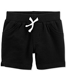 Carter's Baby Boys Pull-On Cotton Shorts