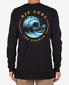 Rip Curl Men's Beach Break Premium Long Sleeved T-Shirt