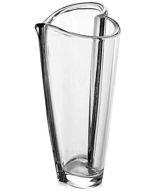 Orrefors Heart Large Vase Bowls Vases Macys