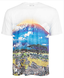 LRG Men's Kilamanjaro Graphic-Print T-Shirt