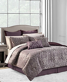 Lexington 20-Pc. Comforter Sets, Created for Macy's