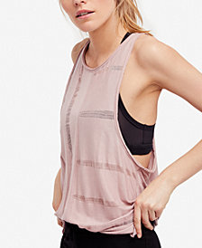Free People FP Movement Together Racerback Tank Top