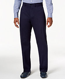 MagnaClick Men's Classic Fit Chino Pants