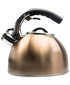 Primula 3-Qt. Stainless Steel Whistling Kettle