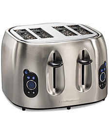 Hamilton Beach® 4-Slice Digital Toaster