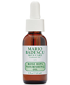 Mario Badescu Rose Hips Nourishing Oil, 1-oz.