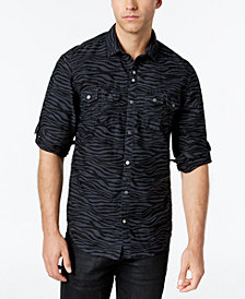 I.N.C. Men's Caldwell Shirt, Created for Macy's