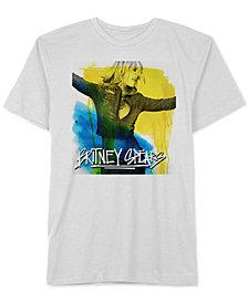 Hybrid Men's Britney Spears T-Shirt