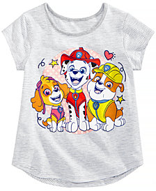 Nickelodeon Little Girls Pup Patrol T-Shirt