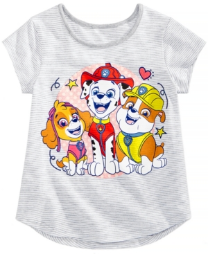 Nickelodeon Little Girls Pup Patrol TShirt