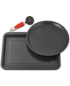 Cookin' Italy Pizza Pan Set