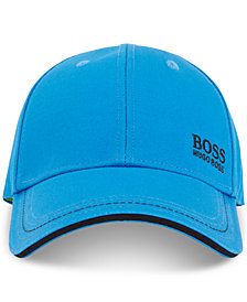 BOSS Men's Embroidered Logo Cotton Baseball Cap