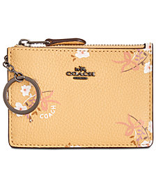 COACH Mini ID Skinny Wallet