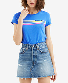 Levi's® Cotton Logo Graphic T-Shirt