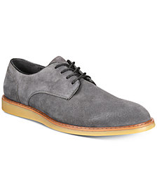 Bar III Men's Henry Suede Derby Shoes Created for Macy's
